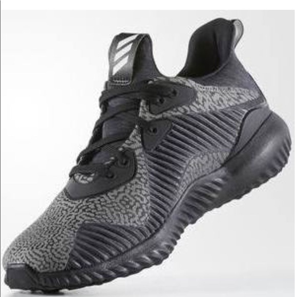 a187f48ef8686 Woman s Adidas AlphaBounce HPC Running Shoe 8.5